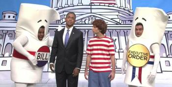 SNL 'School House Rock' Skit Pretends Republicans Passed An Immigration Bill