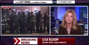 Legal Analyst Lisa Bloom Upset At St. Louis Prosecutor For Fixing Grand Jury
