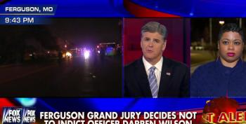 Hannity Cuts Off Ferguson Official After Accusing Her Of Inflaming Tensions