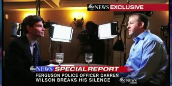 Darren Wilson: I Wouldn't Have Done Anything Differently