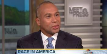 Deval Patrick On Ferguson: 'Of Course I Wanted To See An Indictment'