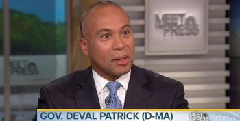 Deval Patrick: Schumer Wrong On Obamacare Comments