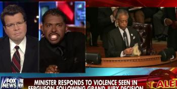 Fox Brings Back 'Uncle Ruckus' Minister Johnathan Gentry To Snarl At Al Sharpton And Ferguson Protesters