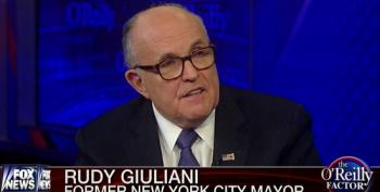 O'Reilly And Giuliani Accuse Mayor De Blasio Of Not Supporting NYPD