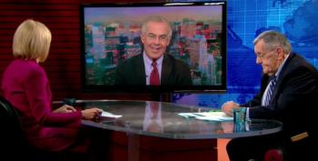 David Brooks Rows Down River Denial