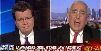 Cavuto And Stein Compare 'Grugergate' And Obamacare To Pentagon Papers