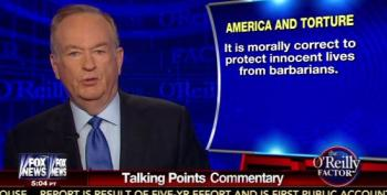Bill O'Reilly: Torture Is 'Morally Correct'
