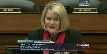 GOP Rep Lies And Blames Obamacare For Her Husband's Death