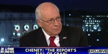 Cheney: CIA Report 'Is Full Of Crap'