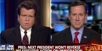 Santorum Not Quite Ready To Throw His Hat Into The GOP 2016 Grifter's Club