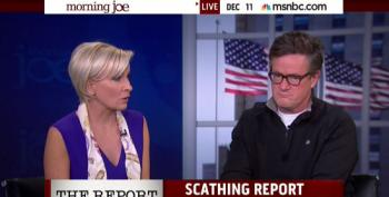 Scarborough: Anyone Wringing Their Hands Over Torture Isn't 'Grown Up Enough To Run This Place'