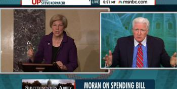 Moran: Warren 'Demagoguing' An Issue She Knows The Public Doesn't Understand