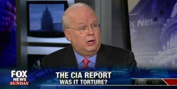 Karl Rove,Torture Apologist: U.S. Waterboarding Isn't Torture