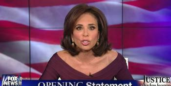 Fox's Jeanine Pirro Goes Off The Rails Over Release Of Senate Torture Report