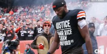 Police Demand Apology From Cleveland Browns