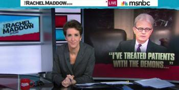 Maddow Blasts Coburn For Blocking Veterans' Suicide Prevention Bill