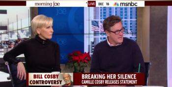 Joe Scarborough: Women Getting  15 Minutes Of Fame From Smearing Bill Cosby