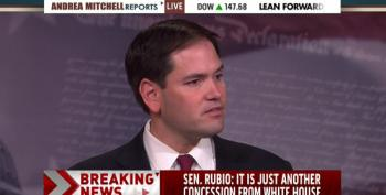 Rubio Attacks Re-establishing Cuban Relations As 'Another Concession To A Tyranny'