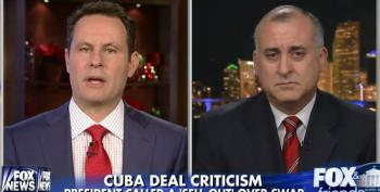 Miami-Dade County Commissioner Attacks Obama's New Cuba Policy