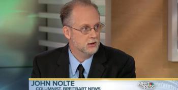 Chuck Todd Calls Breitbart A 'Conservative News Organization'