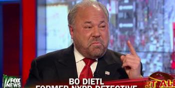Dietl To Obama: Get Off The Golf Course And Go To The NYPD Funerals