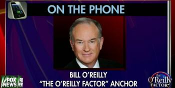 O'Reilly: De Blasio 'Should Resign Today' Because 'He Associated With Provocateurs'