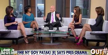 Outnumbered Panel Puts De-Blasio-Obama Derangement Syndrome On Full Display