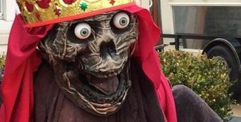 Ohio Town Orders Zombie Nativity Scene Removed