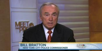 Bill Bratton: Rank & File Police Angry At Federal Government