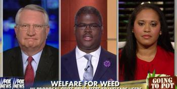 Fox Pundits Defend Drug Testing Of Michigan Welfare Recipients