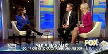 Media Bias? Magazine Struggles To Name 'Crazy' Democrats