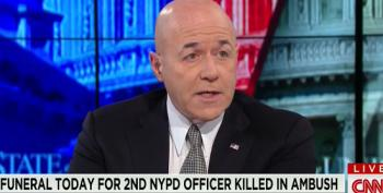 CNN Continues To Bring On Convicted Felon Bernard Kerik To Weigh On NYPD Tensions