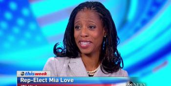 Love: 'We Need To Move On' From Scalise Controversy