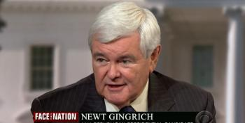 Asked About Steve Scalise, Newt Gingrich Invokes Jeremiah Wright