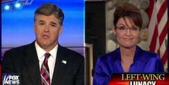 Palin Runs To Hannity To Continue Brawl With PETA