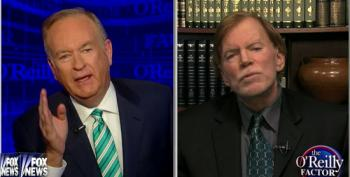 David Duke Tells Bill O'Reilly He's Not A White Supremacist