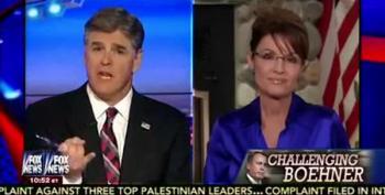 Sarah Palin Endorses Louie Gohmert For Speaker