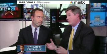 Milbank Marvels At GOP Fringe Working To Oust Boehner Instead Of Scalise