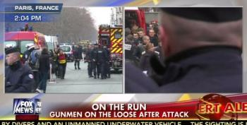 Fox Military Analyst Blames PC On Terror Attacks In Paris