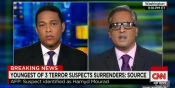 CNN's Don Lemon Asks Muslim Human Rights Lawyer If He Supports ISIS