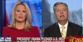 Graham: 'Obama's Campaign Promises Getting A Lot Of People Killed'