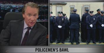 Maher: 'When Did The NYPD Start Suffering From PMS?'