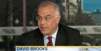 Brooks: Law And Order Groups Are 'The Basis To Get An Anti-Poverty Poverty Program'