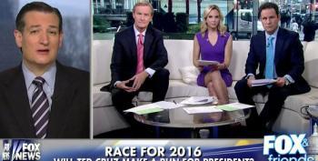 Ted Cruz 'Seriously Looking' At 2016 Run