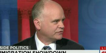 Fournier: GOP Rhetoric On Obama's Executive Action 'Dangerous Language'