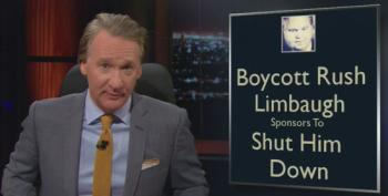 Bill Maher Attacks 'Stop Rush' Advocates For Not Being 'Proper Liberals'