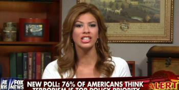 Fox's Michelle Fields Rants That George W. Bush Really Cared About Terrorism