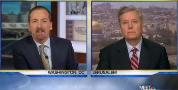Lindsey Graham Blames Obama For Deaths In Syrian Civil War