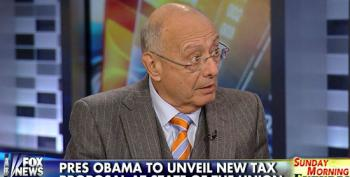 Al D'Amato: Obama 'Should Be Ashamed Of Himself' For Wanting To Raise Taxes On 'Job Creators'