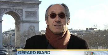Charlie Hebdo Editor Slams News Organizations For Not Publishing Cartoons